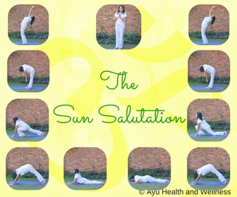 Surya Namaskar- A Salutation To The Sun – Dr  T Govender